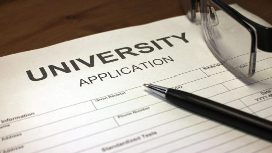 Getting Help With Your College Application